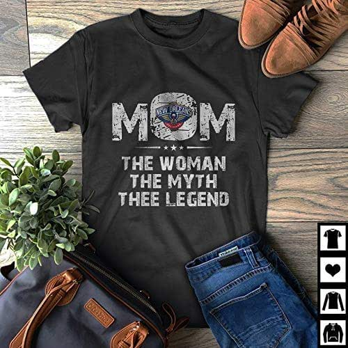 Amazon.com: New-Orleans-Pelicans Mom Legend Fans Gift T