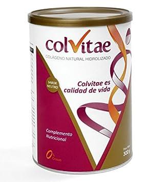 COLVITAE Colágeno Natural Hidrolizado: Amazon.es: Salud y cuidado personal