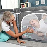 Yobest Baby Playpen, Extra Large Playyard for