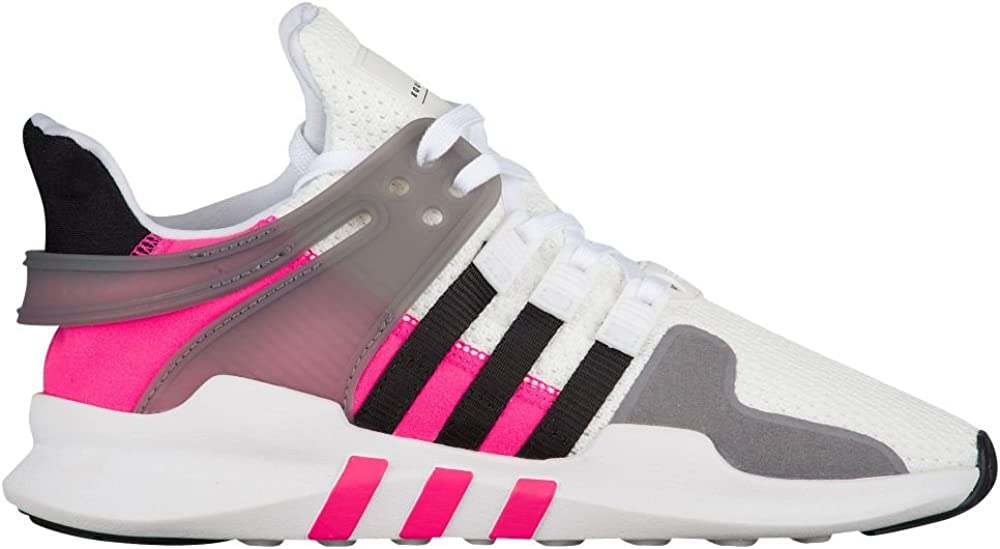 adidas Kids EQT Support ADV White/Black/Pink BY9944