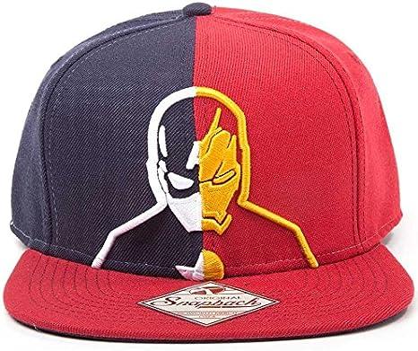 Captain America VS Iron Man Gorra Civil War Gorra Gorro Marvel ...
