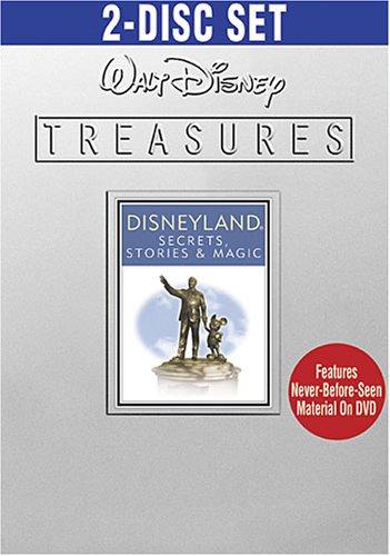 s - Disneyland - Secrets, Stories & Magic (Collector's Tin) ()