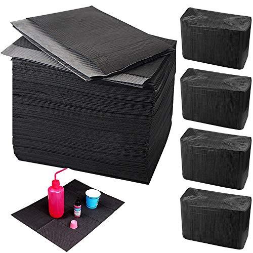 500Pcs Disposable Dental Bibs Sheets Cloths, Tattoo Table Covers Clean Pad,Underpad Hygiene Personal Medical Tattoo Bib Waterproof Tattoo TableCloth Tattoo Supply Sheet, 13