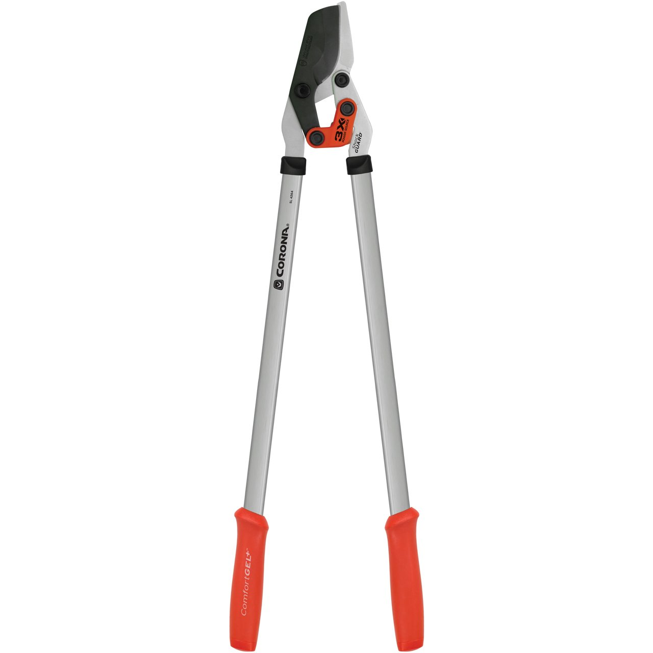 """Corona SL 4364 DualLINK with ComfortGEL Grip Extendable Heavy Duty Bypass Limb and Branch Lopper Cuts Up to 1-3//4/"""" Corona Clipper Company"""