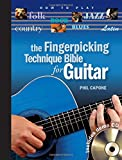 Fingerpicking Technique Bible for Guitar