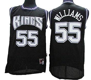 LLforever Camiseta De Baloncesto para Hombre NBA- King # 55 Jason ...