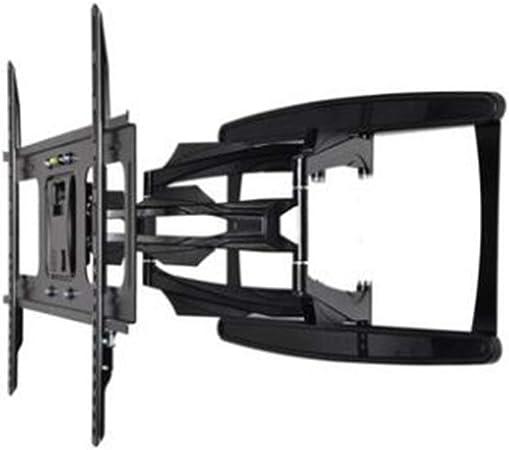 HIAO Soporte telescópico para TV, Soporte Giratorio de Pared, Soporte para TV LCD, Soporte para TV de 32 a 55 Pulgadas, rodamientos de Peso de 45 kg F-450: Amazon.es: Hogar