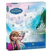 Disney Reine des Neiges - T15300 - Calendrier Avent Frozen