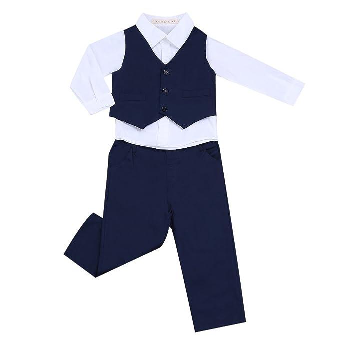 Freebily - Conjunto de ropa para bebé y niño, traje para ...