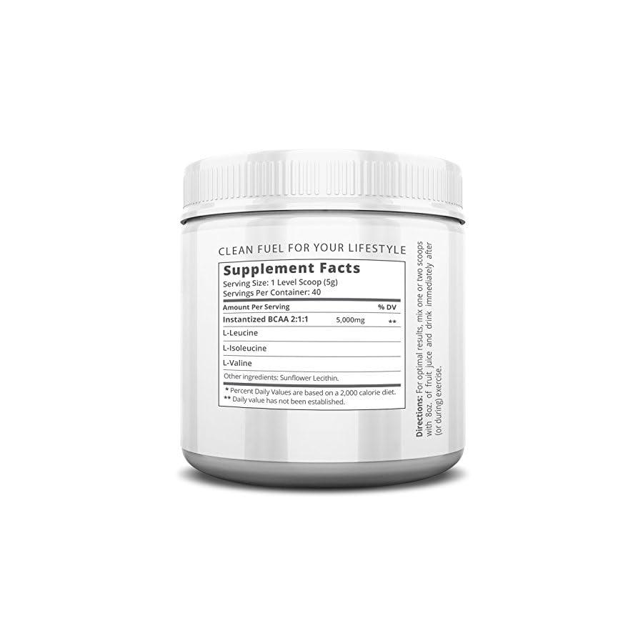 Stimulant Free BCAA Powder 30 Servings