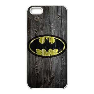 iPhone 4 4s Cell Phone Case White Batman Hard Phone Case Clear XPDSUNTR30882