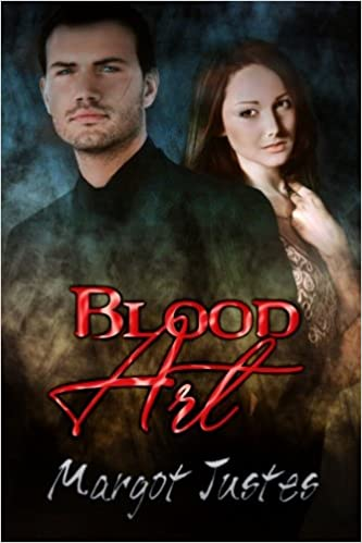 Blood Art: Margot Justes: 9781492970545: Amazon com: Books
