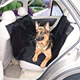 Cheap Guardian Gear All Season Dog Car Seat Covers — Nylon/Polyester Car Seat Covers for Dogs – 63″, Black