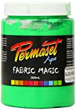 Permaset Aqua Super 300ml Fabric Printing Ink - Glow Green