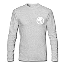 NG R Adult's Thor Hammer Slim Fit T-Shirt With No Pocket HeatherGray