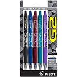Best Cheap Pens - Pilot G2 Mosaic Collection Gel Roller Pens, Fine Review