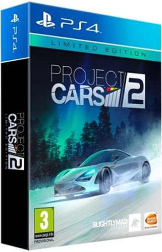 Project Cars 2 PS-4 L.E. AT [Importación alemana]: Amazon.es ...