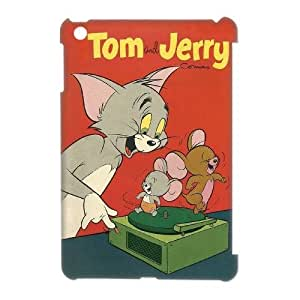 HXYHTY Tom & Jerry Phone 3D Case For iPad Mini [Pattern-4]
