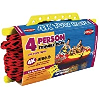 SportsStuff 57-1532 Four Person Towable Rope