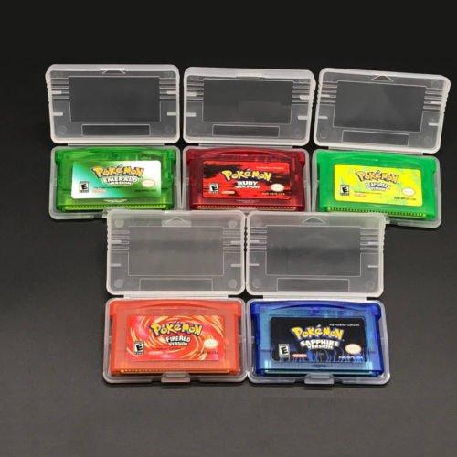 Classic Pokemon Combination Game Boy Advance product image