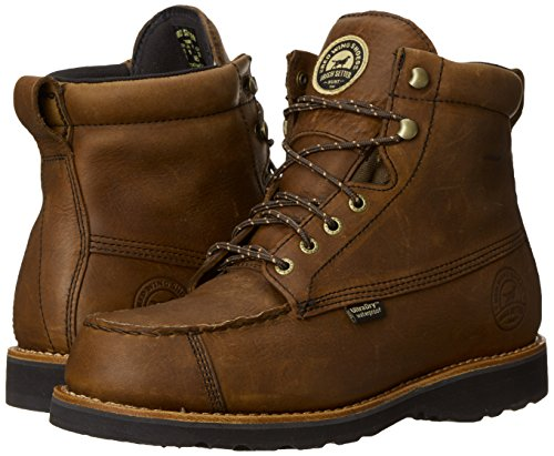 Irish Setter Men's 807 Wingshooter 7'' Upland Hunting Boot,Dark Brown,10.5 D US by Irish Setter (Image #6)