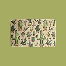 Natural Rubber Cactus Mat/Long Strip Of Non-slip Household Pad/Indoor Mat-45x75cm(18x30inch)