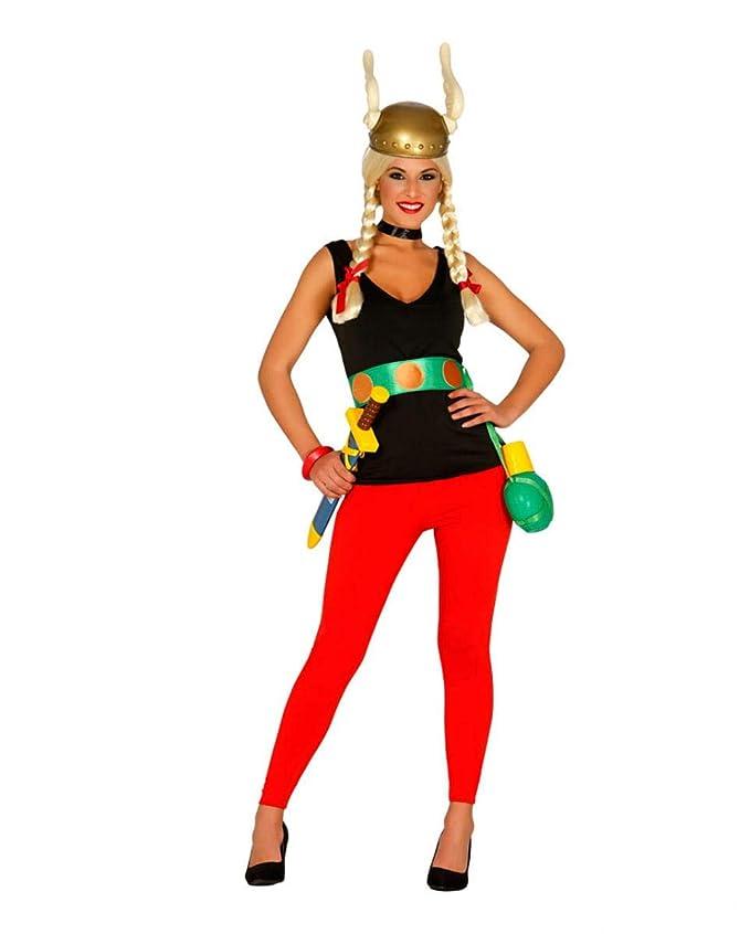 Horror-Shop Disfraz de Gaulling Sexy One Size: Amazon.es: Juguetes ...