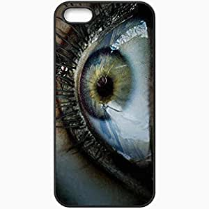 Personalized iPhone 5 5S Cell phone Case/Cover Skin A Aeon Flux 3217 Black