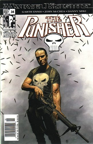 Download The Punisher, Vol 4, #34 (Comic Book); Confederacy of Dunces, Pt. 2 pdf