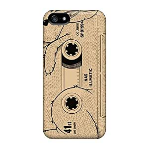 KerryParsons Iphone 5/5s Excellent Cell-phone Hard Cover Custom HD Foo Fighters Image [NNm14206OFhr]