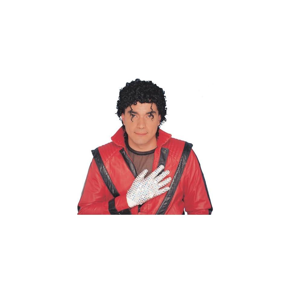 Adults Michael Jackson Thriller Costume Wig