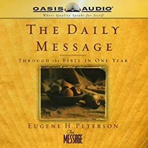 The Daily Message Audiobook