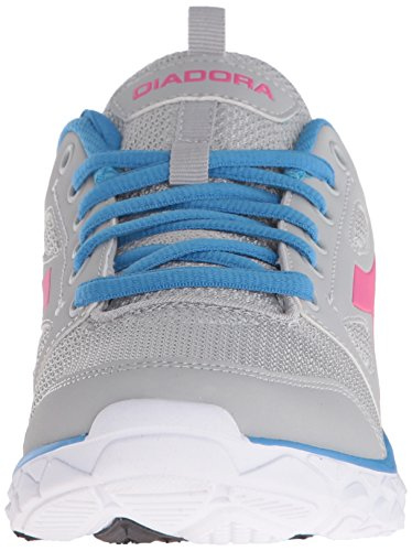 W running 6 Hawk Jadeite Diadora M Women's Purple Heather US Shoe Grey 8 qRTtIZSw