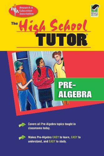 High School Pre-Algebra Tutor (High School Tutors Study Guides)