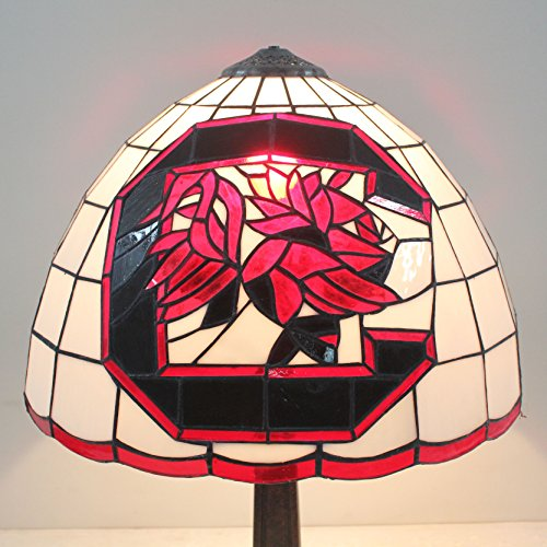 16-inch NCAA Texas A&M Aggies Stained Glass Floor Lamp