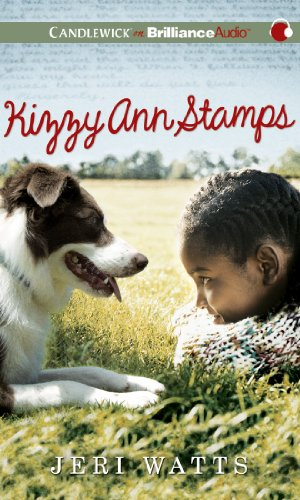 Kizzy Ann Stamps by Candlewick on Brilliance Audio