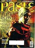 Paste #48 November 2008 Kevin Barnes on Cover, Charlie Kaufman/Eternal Sunshine of the Spotless Mind, Lou Reed