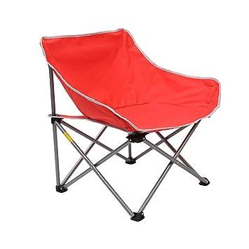 MLX Silla Plegable para Exteriores, Camping, Pesca, portátil ...