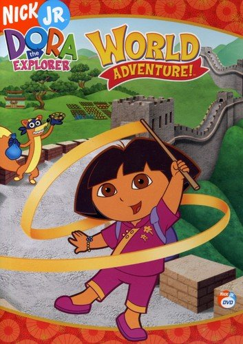 Dora the Explorer - World Adventure