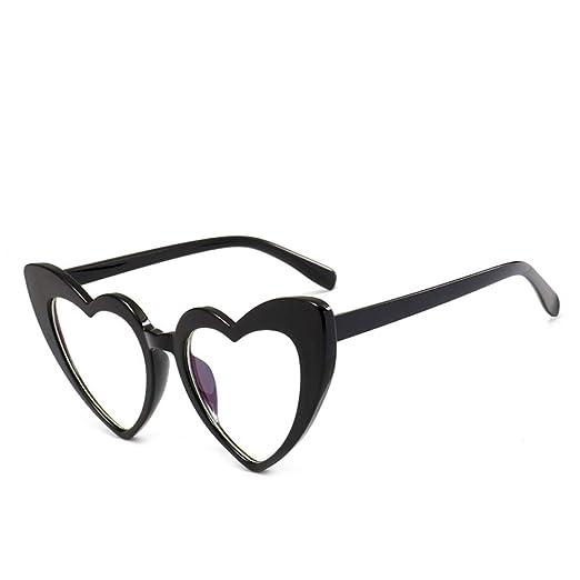 Moda Amor Gafas de Sol Gafas de Sol Mujer gradiente Color ...