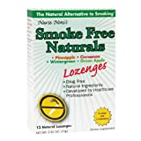 Three Lollies Smoke Free - Natural Lozenges - Nicotine Free - Alternative to Smoking - 12 Count (Pack of 2)