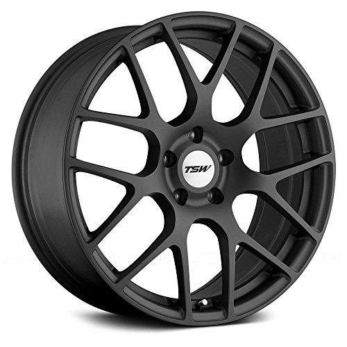 TSW Alloy Wheels Nurburgring Matte Gunmetal Wheel (20x8.5