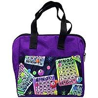 SII Bingo Tote Bag - Neon Purple