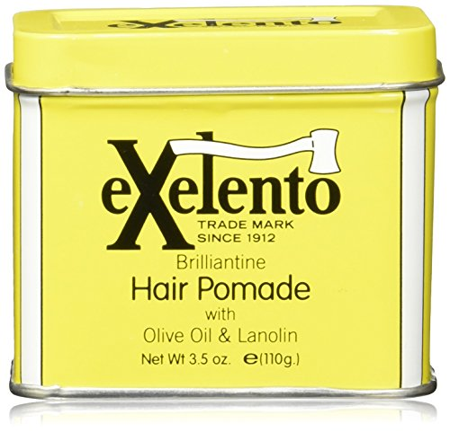 Murray's Exelento Brilliantine Hair Pomade 110 Gr 3.5 Oz New Fragrance ()