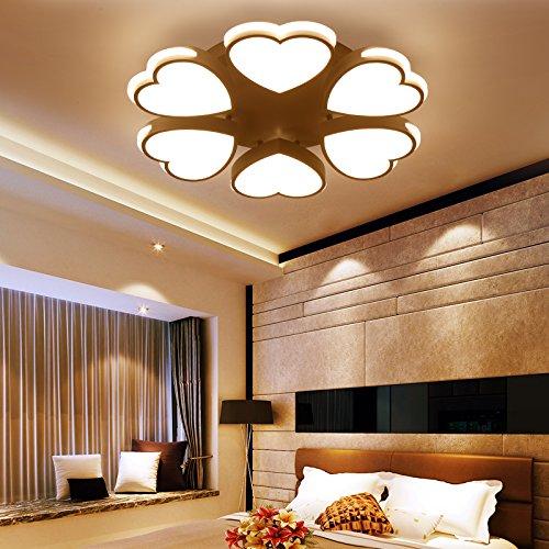 Neue Kunst der Romantik herzförmigen Schlafzimmer ...