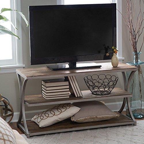 Belham Living Edison Reclaimed Wood TV Stand