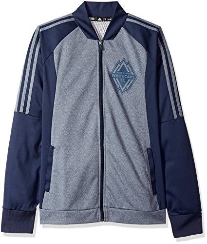 Mls Da Anthem Jacket Adidas Donna White EEgrqRU