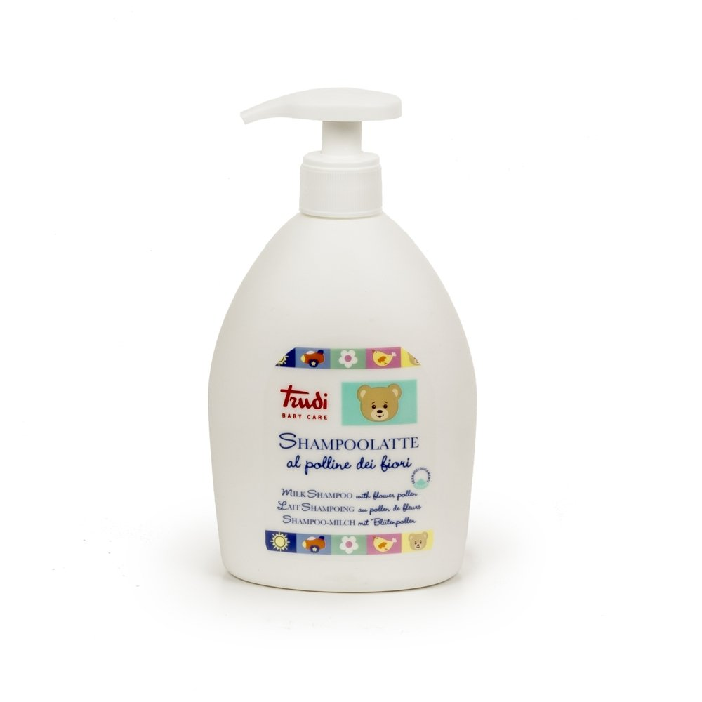 shampoolatte trudi al polline dei fiori 500ml Trudi Baby Care 00461