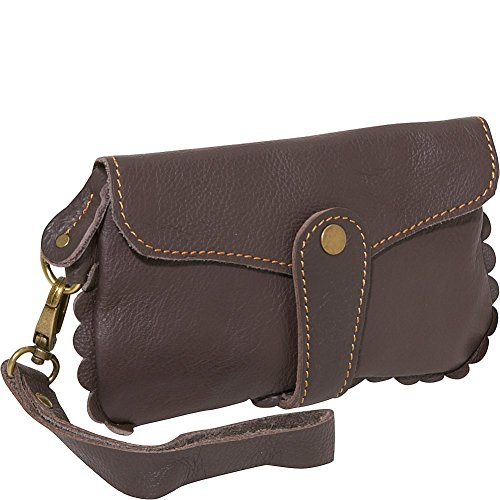 Amerileather AmeriLeather Emi Wristlet Purse