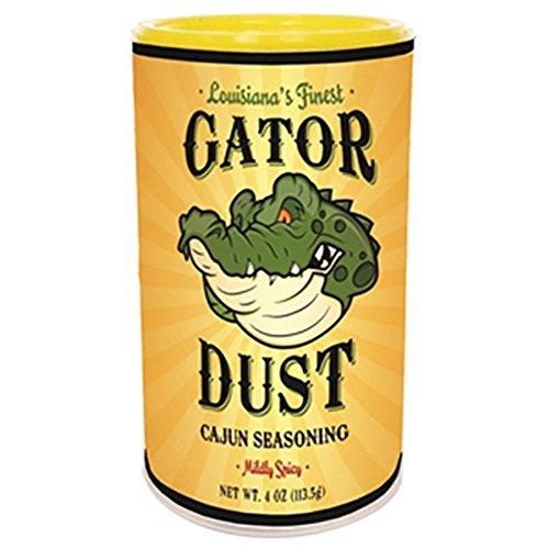 (Gator Dust Louisiana Cajun Seasoning 8oz)